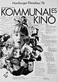Hans und Sünke Michel 1976, Kommunales Kino 01.jpg