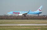 Hapagfly Boeing 737-800, D-AHLP@DUS,11.03.2007-453op - Flickr - Aero Icarus.jpg