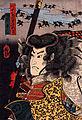 Hara Hayato no sho holding a spear.jpg