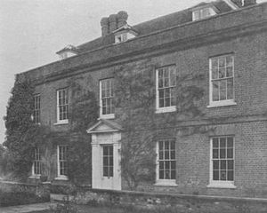 Hare Street House - Hare Street House in 1914