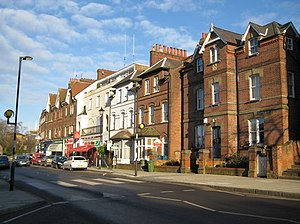 Harrow on the Hill, High Street - geograph.org.uk - 1655073.jpg