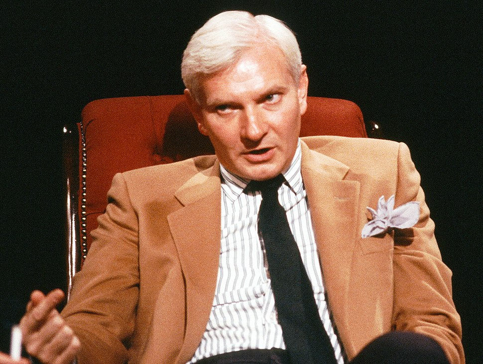 Harvey Proctor appearing on %22After Dark%22, 4 June 1988