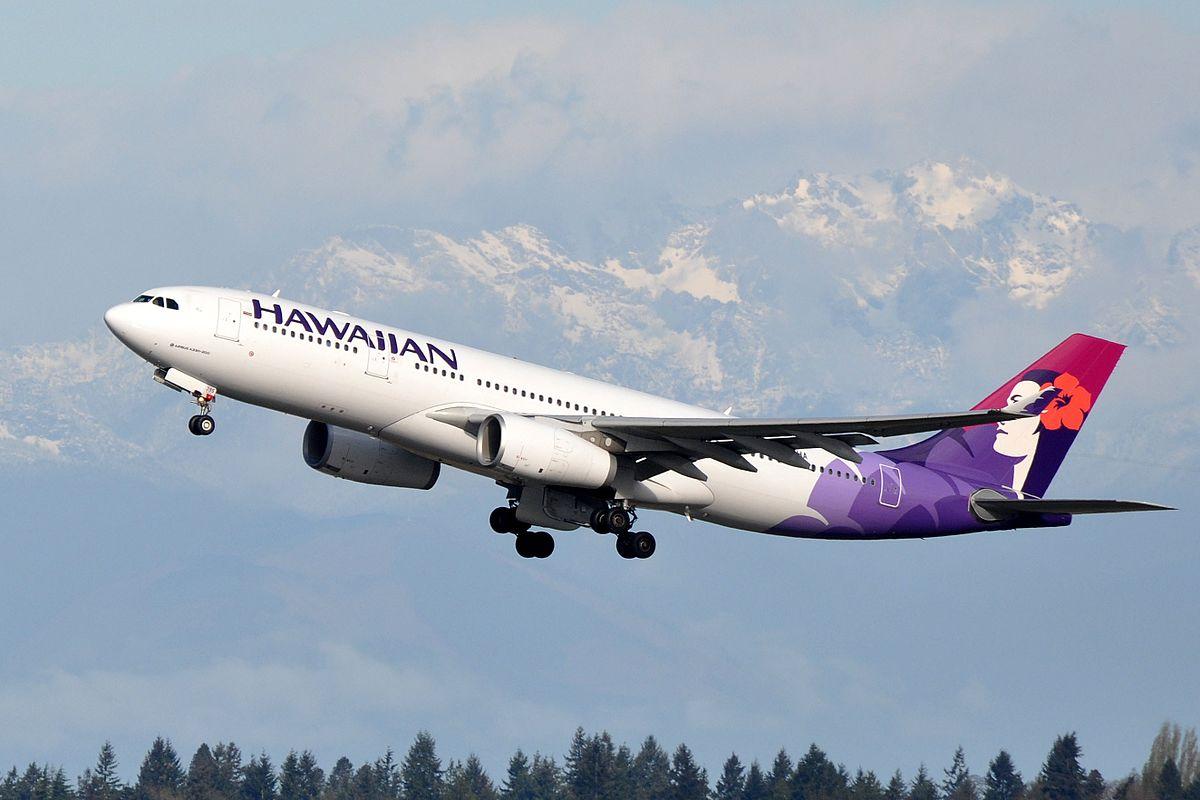 Hawaiian Airlines Wikip 233 Dia