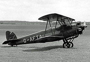 Hawker Tomtit - Hawker Aircraft's Tomtit in 1954 wearing their dark blue house colours