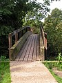 Haysden Country Park, Bridge over the Shallows - geograph.org.uk - 69596.jpg