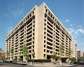 Headquarters of the International Monetary Fund (Washington, DC).jpg