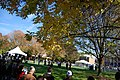 """Hearn Plaza (AKA """"the quad"""") with folks waiting to get closer. (2967272717).jpg"""