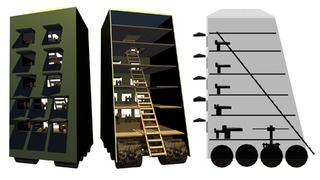 Helepolis Siege engine