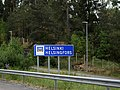 Helsinki municipal border sign 2018.jpg