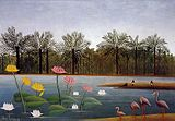 Henri Rousseau - The Flamingoes.jpg
