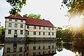 Herne, Schloss Strünkede im Sommer.jpg