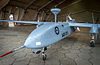 Heron RPA (Remotely Piloted Aircraft) on display at Centenary of Military Aviation 2014.jpg