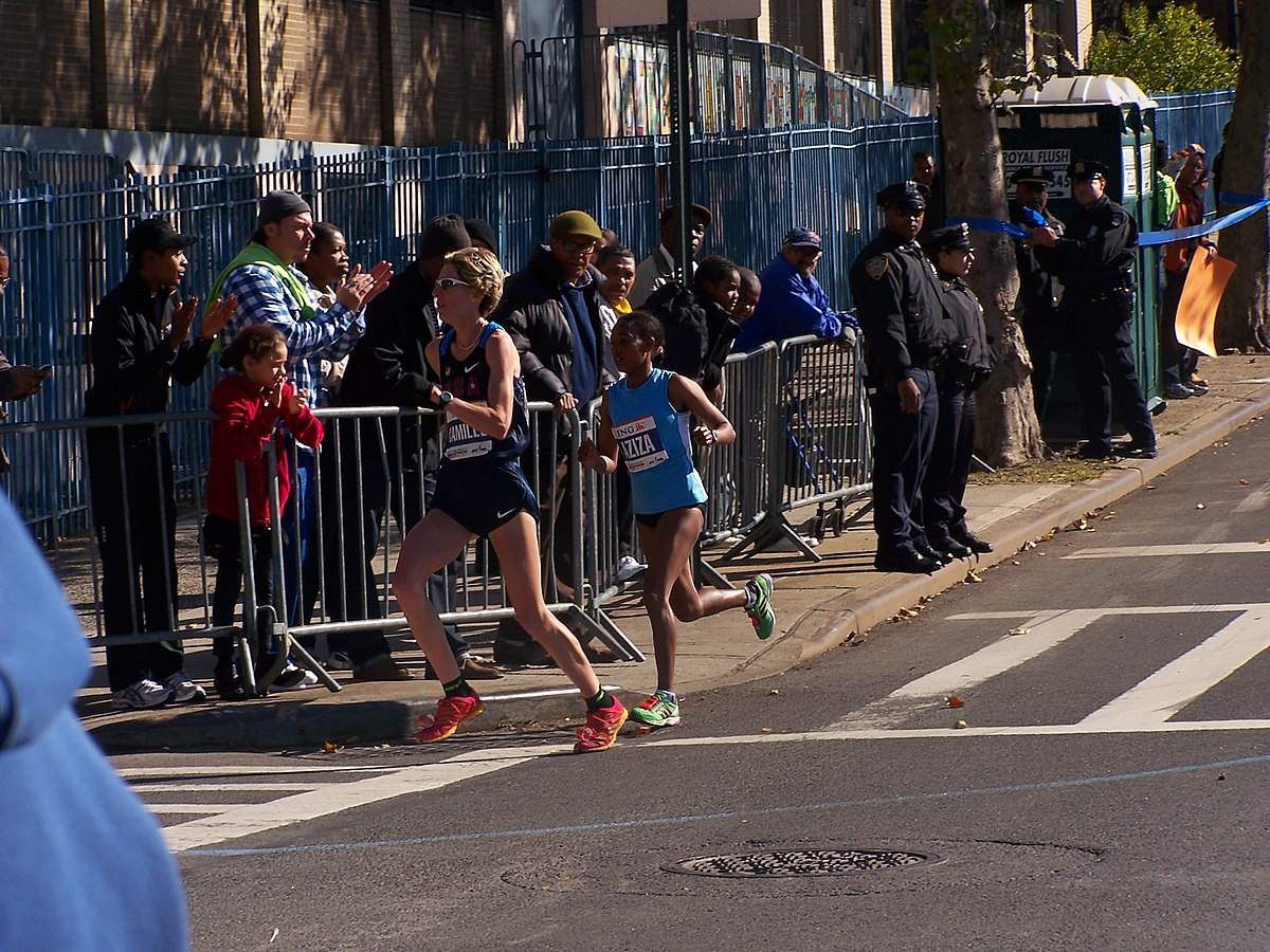 Camille Herron (born December 25, 1981) is an American ultramarathon runner. She is the first and only athlete to win all three of the International A