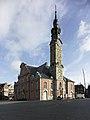 Het stadhuis van Sint-Truiden met belfort - 375243 - onroerenderfgoed.jpg