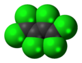 Hexachlorobutadiene 3D spacefill.png