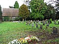 Hidden cemetery, Droitwich - geograph.org.uk - 1071313.jpg