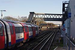 High Barnet tube station MMB 01 1995 Stock.jpg