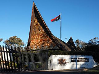 Australia–Papua New Guinea relations Diplomatic relations between Australia and Independent State of Papua New Guinea