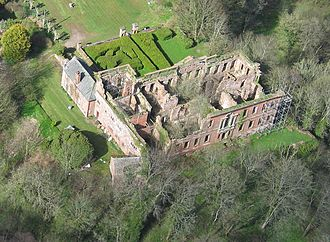 High Head Castle - High Head Castle from above, 2006