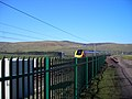 High Speed Train Near Crawford - geograph.org.uk - 375683.jpg
