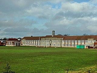High Storrs School Community school in Sheffield, South Yorkshire, England