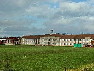 High Storrs School - Image: High Storrs School geograph.org.uk 169522