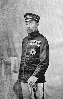 Hijikata Hisamoto Japanese noble