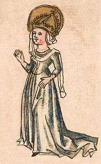 Hildegard of the Vinzgau Queen of the Franks (c. 771 – 783)
