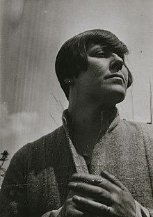Hilla von Rebay di László Moholy-Nagy, 1924.jpg