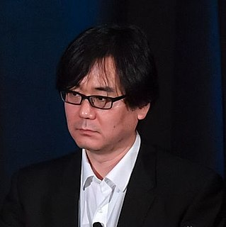 Hirokazu Yasuhara Japanese video game designer