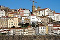 Historic buildings along the Douro River, Porto (38250089521).jpg