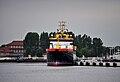 """Hochseebergungsschlepper """"Baltic"""" in Rostock vertaeut.jpg"""