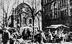 Hoechster Markt und Synagoge 1923.jpg