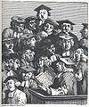 Hogarth - Studenten bei der Vorlesung 1736.jpg