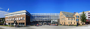 Harstad University College - Harstad University College