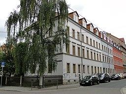 Hohnsteiner Straße in Dresden