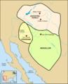 Hohokam, Ancestral Pueblo, and Mogollon cultures circa 1350 CE.png