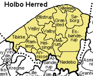Holbo Herred - Holbo Herred