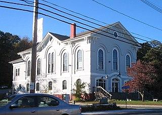Holliston, Massachusetts Town in Massachusetts, United States