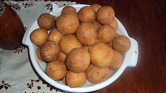 Buñuelo - Home-made Colombian Buñuelos