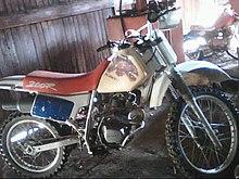 Honda XR series - Wikipedia
