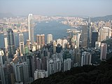Hong Kong view from The Peak 01.jpg