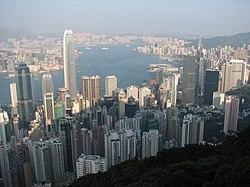 Hong Kong view from The Peak 01.jpg