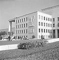 Hoofdgebouw van universiteit La Sapienza in de Città Universitaria in Rome, Bestanddeelnr 191-1337.jpg