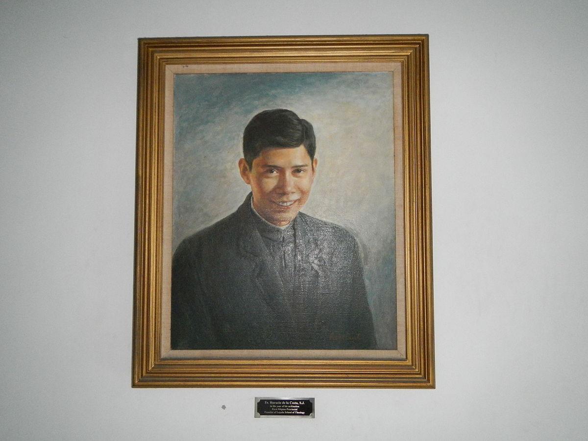 HORACIO DELA COSTA S.J.