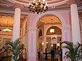 Hotel Plaza lobby in Havana.JPG