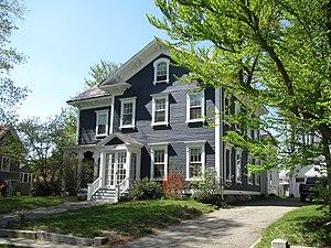 House at 23 Avon Street - House at 23 Avon Street