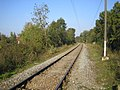 How Wood, Railway line to St Albans Abbey - geograph.org.uk - 594771.jpg