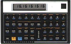 HP-16C - HP-16C