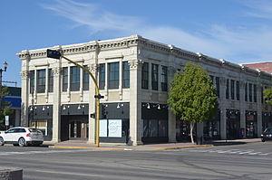 Yorkton - Hudson's Bay Company Store (heritage site)